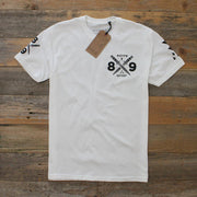 8 9 MFG Co. dont ask white t shirt tees white TheDrop