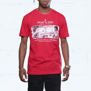 8 9 MFG Co. george x diego shirt red tees TheDrop