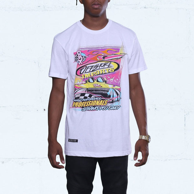 8 9 MFG Co. high performance t shirt white tees TheDrop