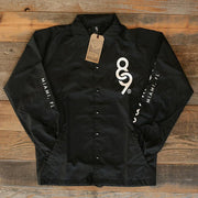 8 9 MFG Co. keys coaches jacket black jackets and outerwear TheDrop