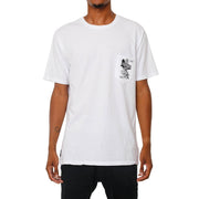 8 9 MFG Co. remains pocket t shirt white tees TheDrop
