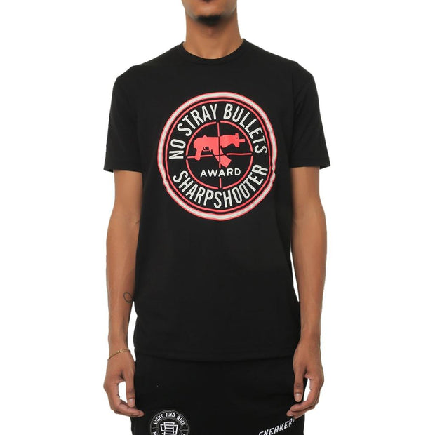 8 9 MFG Co. sharpshooter t shirt black cement tees TheDrop