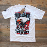 8 9 MFG Co. tfft t shirt white tees TheDrop