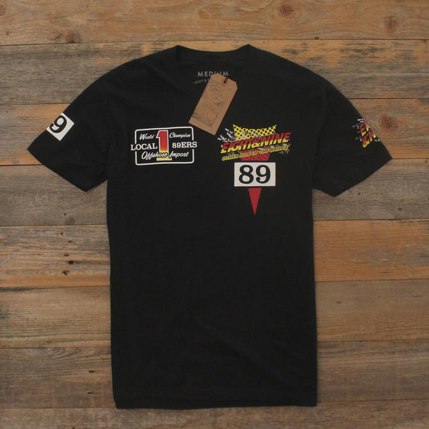 8 9 MFG Co. thriller jersey tee speed tees (men only) TheDrop