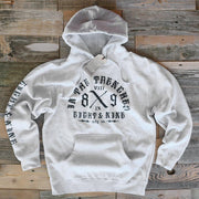 8 9 MFG Co. trench dweller hooded sweatshirt heather jackets and outerwear TheDrop