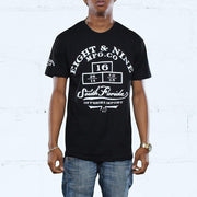 8 9 MFG Co. weights import t shirt black tees TheDrop
