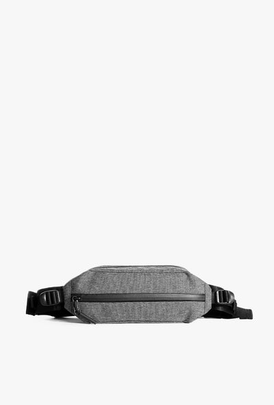 AER city sling gray sling bags TheDrop