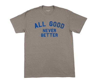 All Good agnb oats tee 1 tees blue TheDrop