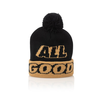 All Good cz pom beanie hats and beanies TheDrop