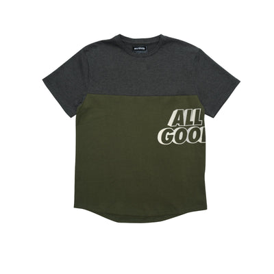 All Good zephyr cut tee tees TheDrop