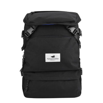 Alpine Division timberline pack black commuter bags TheDrop