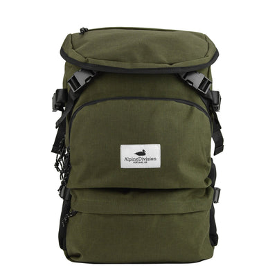 Alpine Division timberline pack forest commuter bags TheDrop
