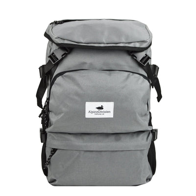 Alpine Division timberline pack grey commuter bags TheDrop