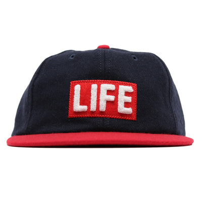Altru Apparel copy of altru apparel life wool cap taupe hats and beanies navy TheDrop