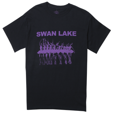 Altru Apparel swan lake tippy toes tees black TheDrop