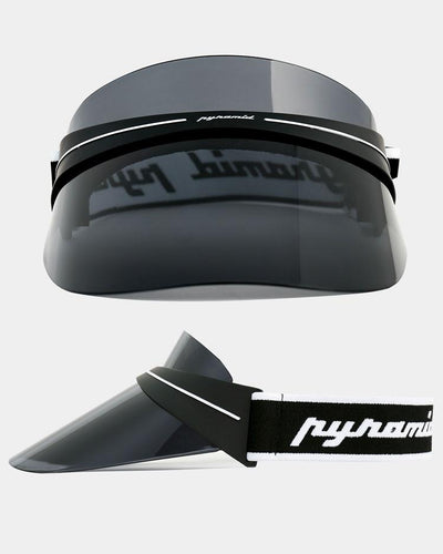 Black Pyramid Store bp future visor black pyramid TheDrop