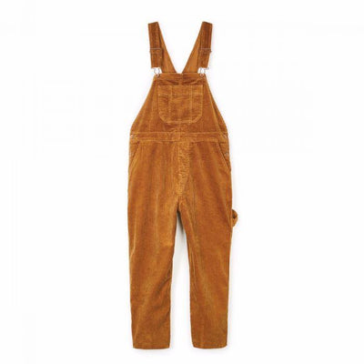 BRIXTON women 1 overalls brown TheDrop