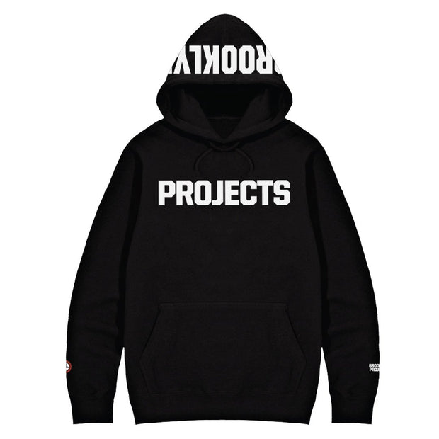 Brooklyn Projects projects fleece hooded sweatshirt hoodies and crewnecks TheDrop