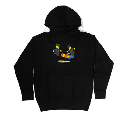Brooklyn Projects protect and serve hoodie hoodies and crewnecks TheDrop