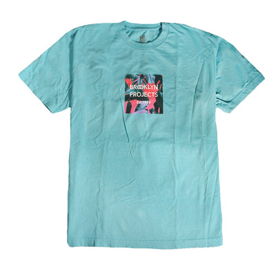 Brooklyn Projects tropical box tee tees TheDrop