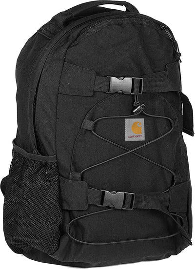 Carhartt copy of carhartt wip kickflip backback black no comply TheDrop