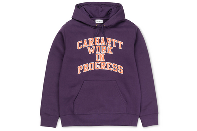 Carhartt WIP carhartt wip hooded wip division sweatshirt p s q s TheDrop