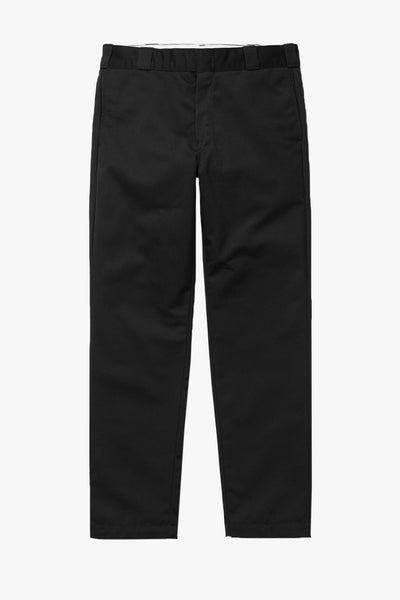 Carhartt WIP master pant pants and joggers black TheDrop