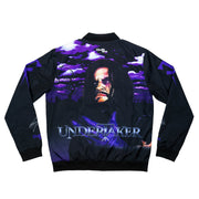 CHALK LINE APPAREL the undertaker wwe retro portrait jacket jackets and outerwear TheDrop