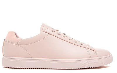 CLAE bradley light pink oiled leather ss17 sneakers pink TheDrop