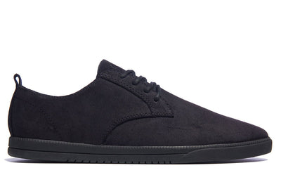 CLAE ellington suede 3 footwear black TheDrop