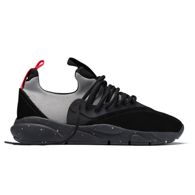 Clearweather cloud stryk black pavement sneakers black TheDrop
