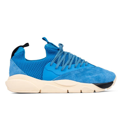 CLEARWEATHER cloud stryk in talum sneakers blue TheDrop