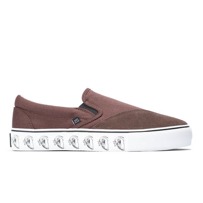 Clearweather dodds bark sneakers brown TheDrop