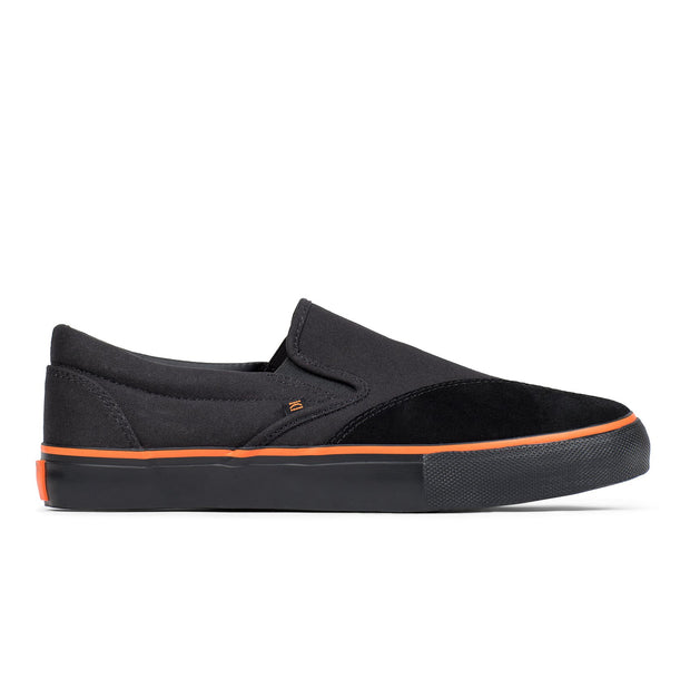 Clearweather dodds harley black skate shoes black TheDrop