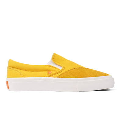 CLEARWEATHER dodds yellow sneakers yellow TheDrop