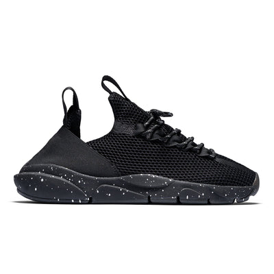 Clearweather interceptor black sneakers black TheDrop