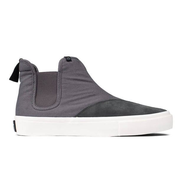 CLEARWEATHER jeffrey grey sneakers grey TheDrop