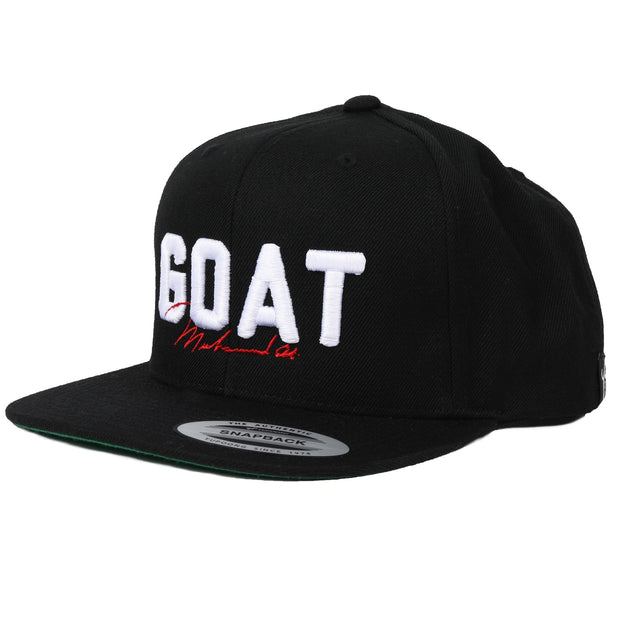 Contenders Clothing muhammad ali goat snapback hats and beanies TheDrop