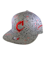 Coronation Apparel c logo splatter hat hats and beanies TheDrop