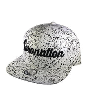 Coronation Apparel coronation script splatter hat hats and beanies TheDrop