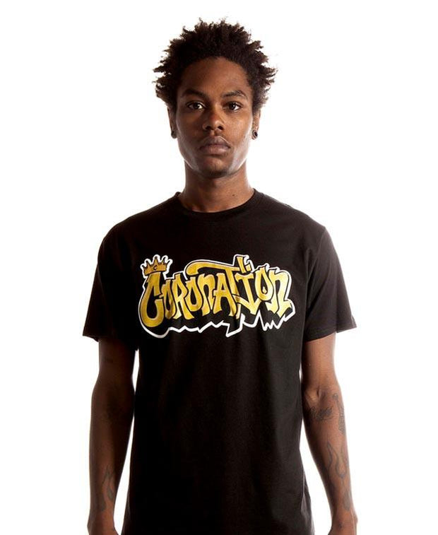 Coronation Apparel small crown logo tees TheDrop