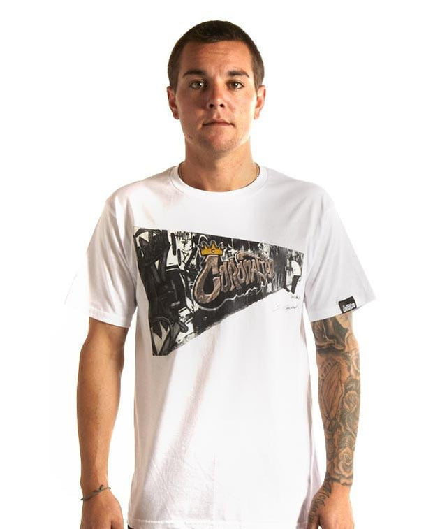 Coronation Apparel stephan canthal tees (men only) TheDrop