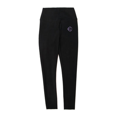 Crooks Castles ladies og timeless legging leggings black TheDrop