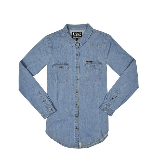 Discrete Clothing nook womens button up tops (women only) TheDrop