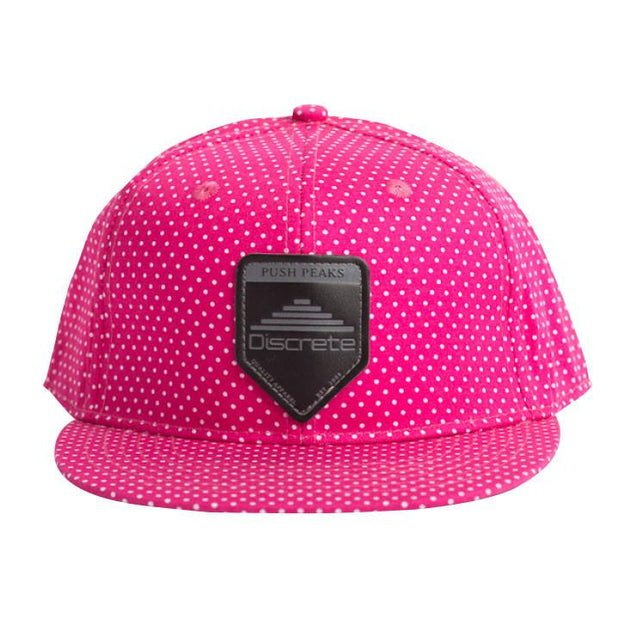 Discrete Clothing parity snapbacks TheDrop