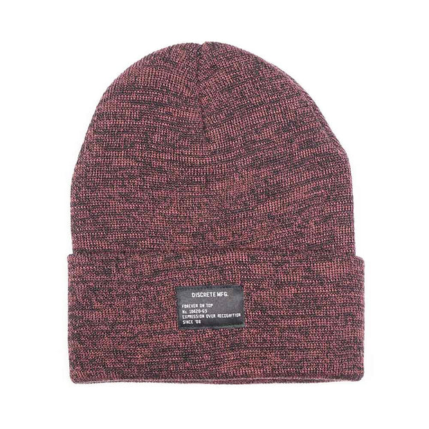 Discrete Clothing scroll hats and beanies pink TheDrop