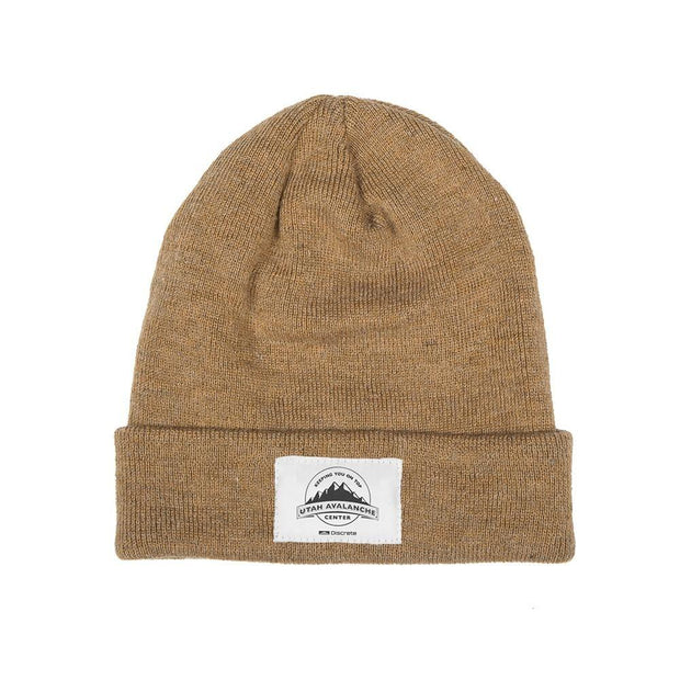Discrete Clothing utah avalanche center alias beanie hats and beanies TheDrop