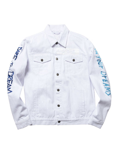 Dreamland snefru jacket d1902o0078 wht jackets and outerwear white TheDrop