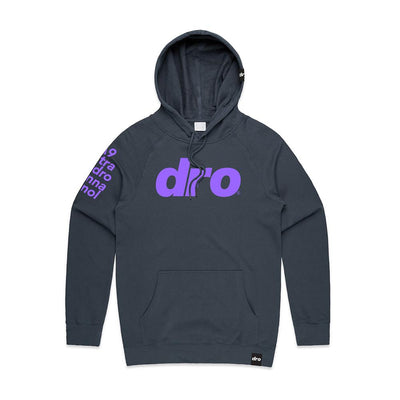 DRO staple midnight hoodies and crewnecks navy TheDrop