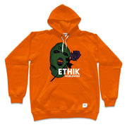 Ethik Clothing Co. ethik buck hoodie orange hoodies and crewnecks TheDrop
